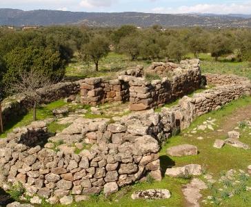 Serra Orrios, Dorgali