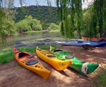 Canoe a Su Gologone, Oliena