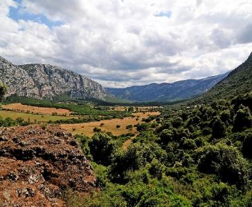 Valle di Lanaitho, Oliena